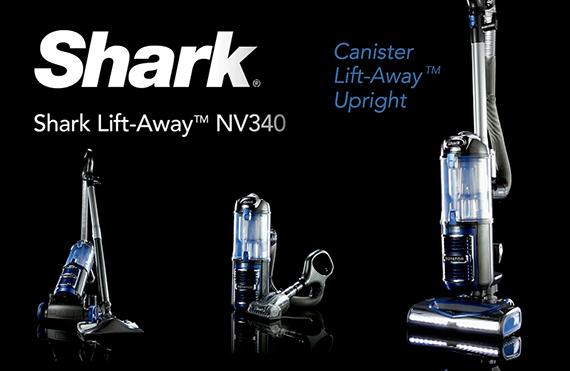 Shark Lift Away Lite 3in1 Vacuum Cleaner 5 Year Guarantee