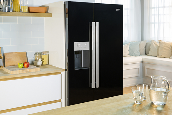 win beko american style fridge freezer hughes blog. Black Bedroom Furniture Sets. Home Design Ideas