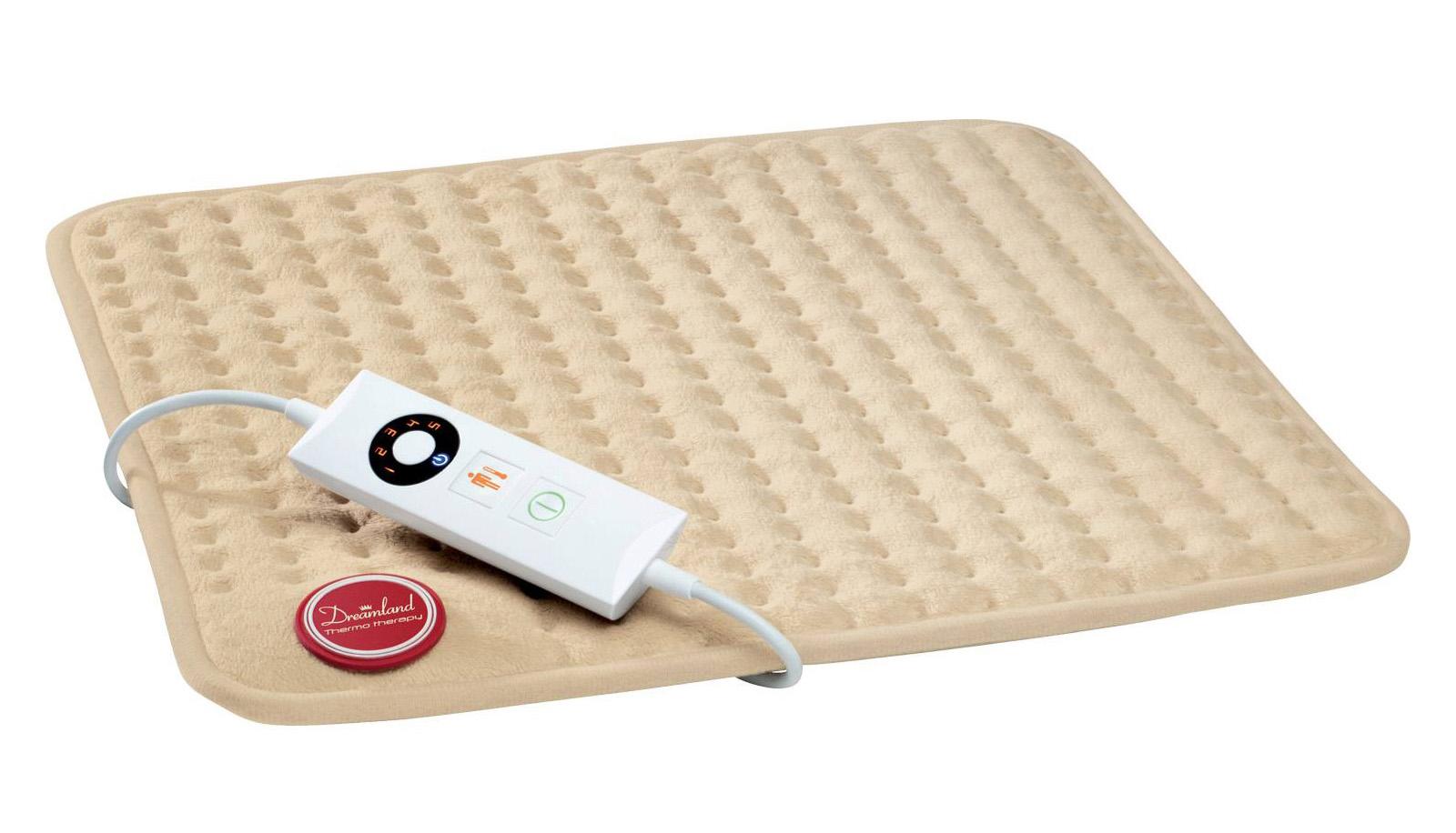 dreamland electric blanket washing instructions