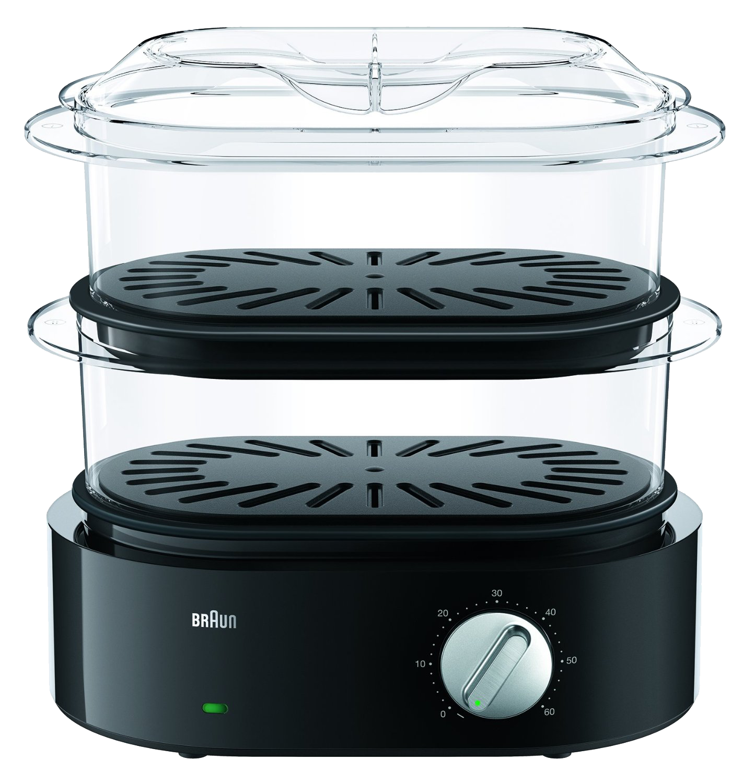 review braun fs5100 food steamer hughes blog. Black Bedroom Furniture Sets. Home Design Ideas