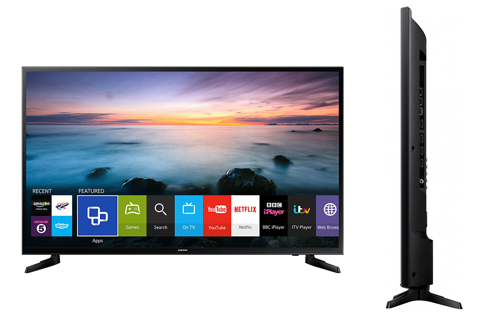 how to download utube on smart tv samsung