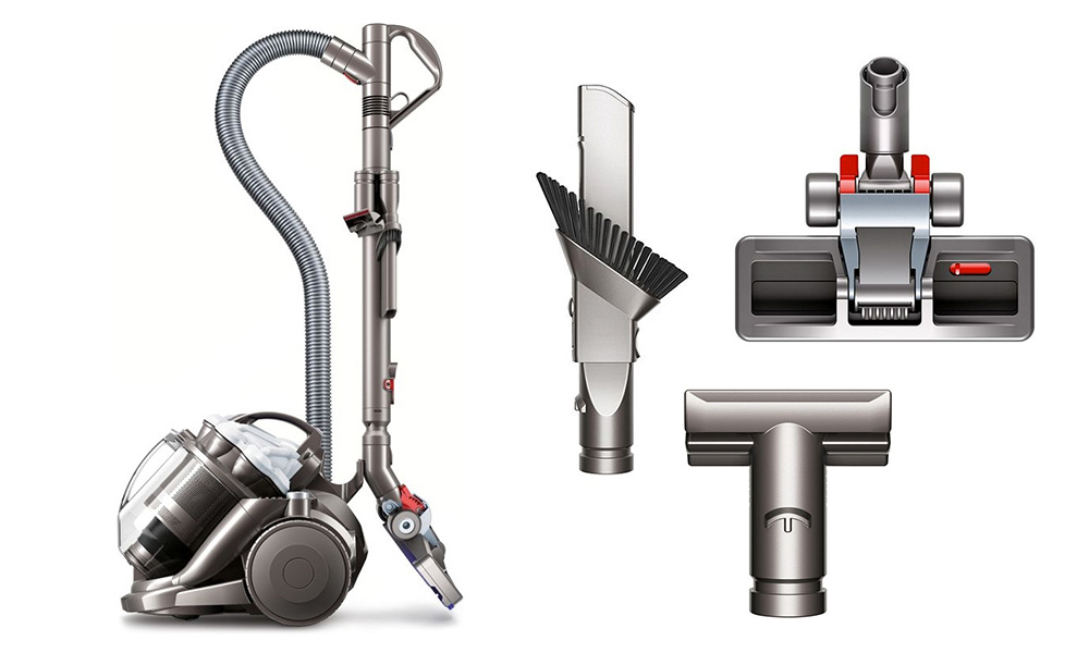 review dyson dc19 cylinder vacuum cleaner hughes blog. Black Bedroom Furniture Sets. Home Design Ideas