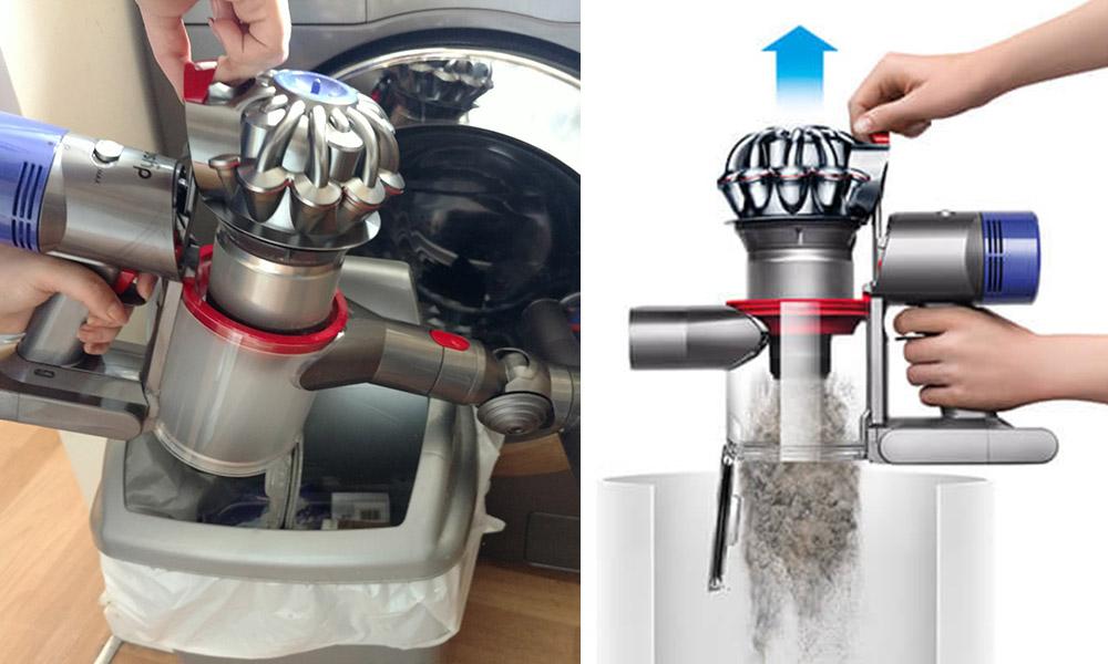 WIN: Dyson V8 Cordless Vacuum Cleaner – Hughes Blog