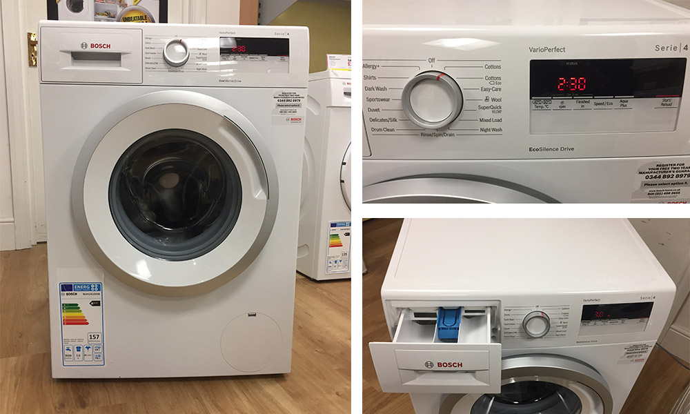 Review Bosch Wan24100gb 1200 Spin Washing Machine