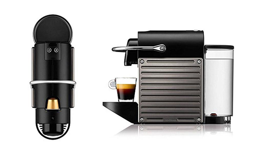 review krups xn300540 pixie nespresso coffee machine hughes blog. Black Bedroom Furniture Sets. Home Design Ideas