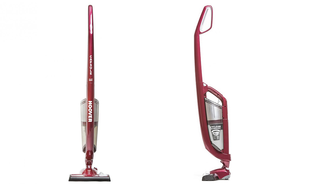 Review Hoover CA144BU2001 Capsule 2 in 1 Cordless Stick
