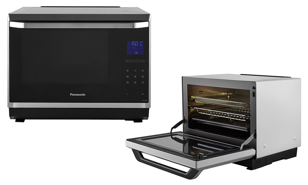 Win Panasonic Nncf853wbpq Combination Microwave Oven