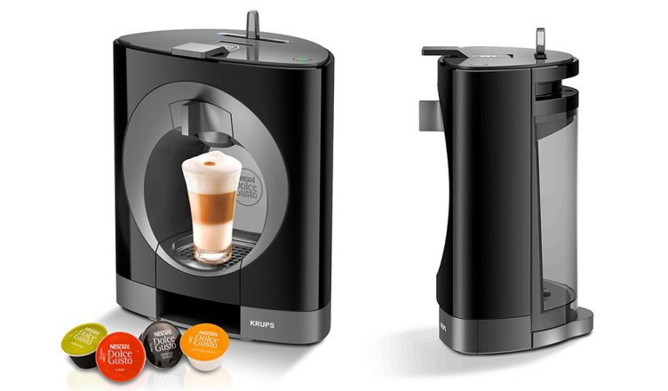 Krups Dolce Gusto Coffee Maker Reviews : Review: Krups KP110840 NESCAFe Dolce Gusto Oblo Coffee Machine Hughes Blog