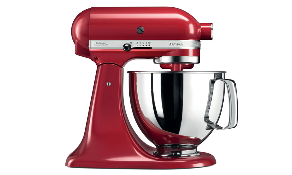 Introducing... KitchenAid Factory Refurbished Stand Mixers - Hughes on whirlpool corporation, oneida warranty, hamilton beach brands, apple warranty, kenwood limited, circulon warranty, kenwood chef, amana corporation, sunbeam products, meyer corporation,