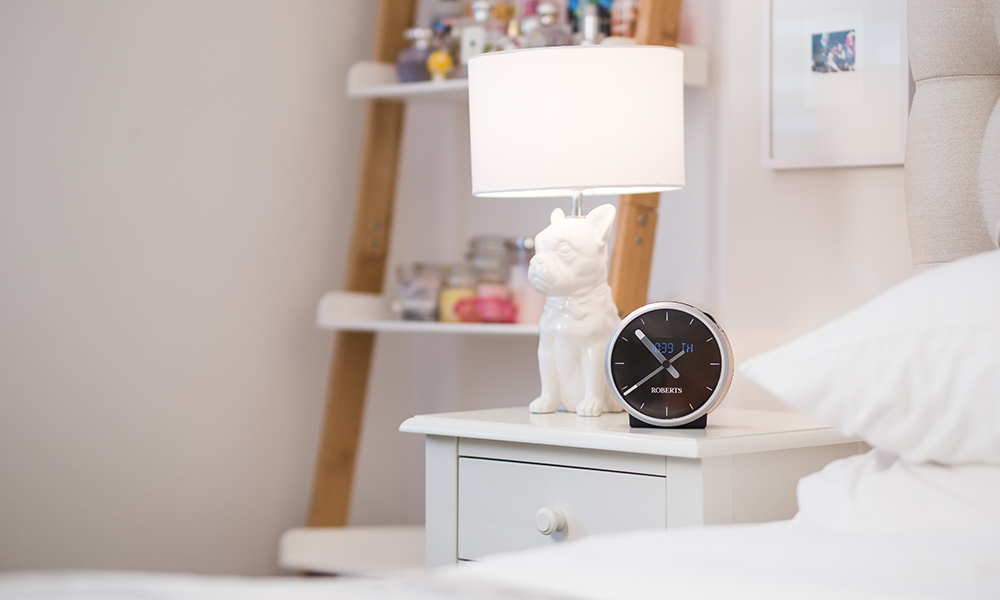 win a roberts ortus time dab dab fm alarm clock radio hughes blog. Black Bedroom Furniture Sets. Home Design Ideas