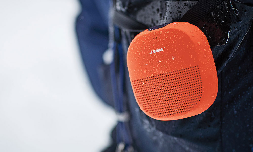 WIN: TINY Speaker, HUGE Sound – WIN with Hughes & Bose! - Hughes Blog