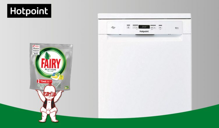 Hotpoint HFC3C26W Dishwasher Competition