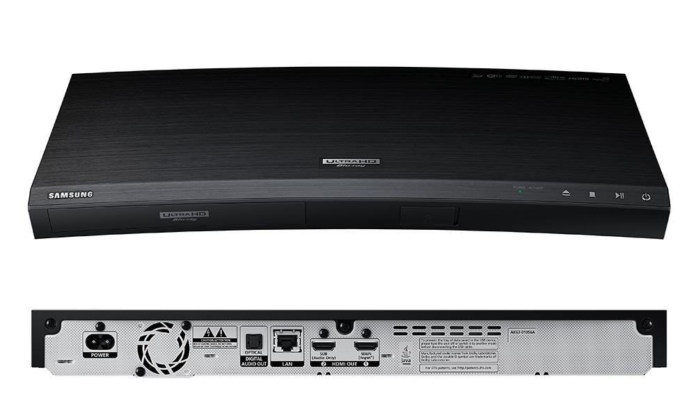 Samsung UDBM9000 inputs