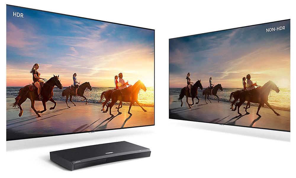 Samsung Blu-ray HDR