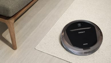 Win this Deebot Vacuum
