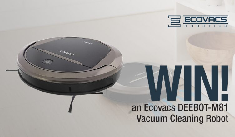 Ecovacs Deebot M81 Competition