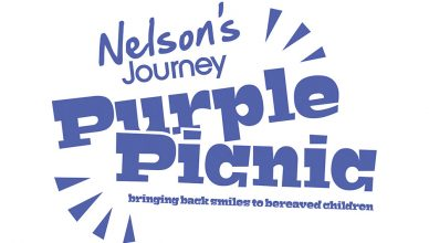 Nelson's Journey Purple Picnic