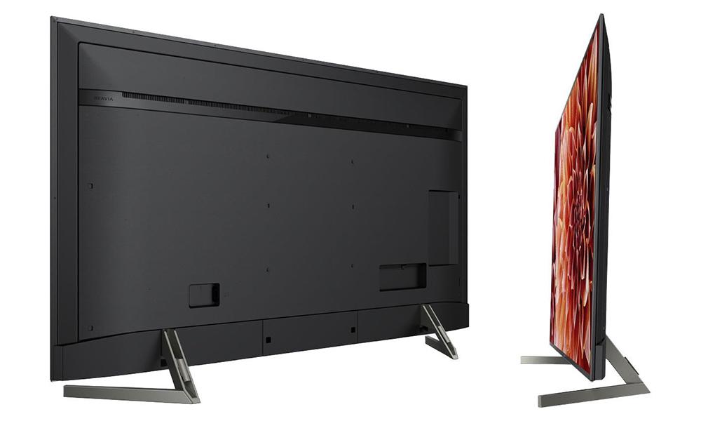 Sony KD49XF9005 Back