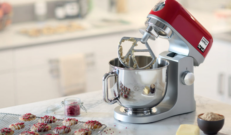 Review The New Kenwood Kmx754 Stand Mixer Range Hughes Blog