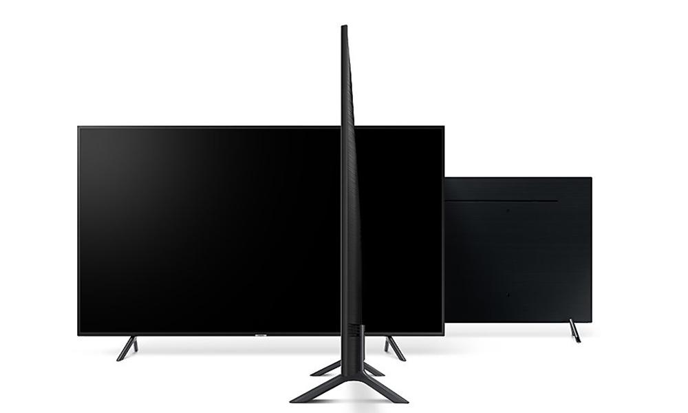 Samsung UE49NU7100 angles