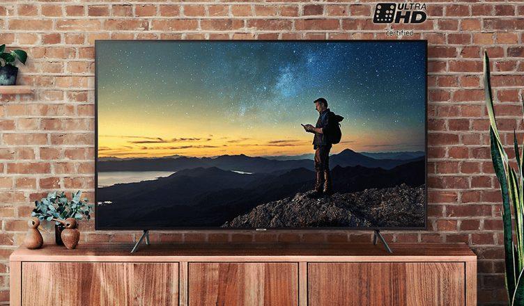"""Review: SAMSUNG UE49NU7100 49"""" Smart UHD TV - Hughes Blog"""