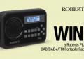 Roberts PLAY Black Radio