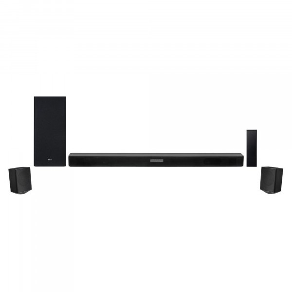 Review: LG SK5R 4.1 ch Sound Bar with Wireless Subwoofer 1